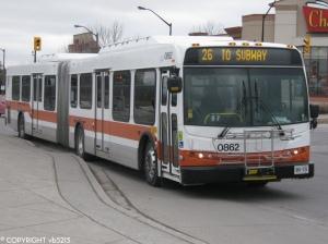 Transporte Público en Mississauga