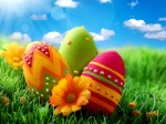 Feliz Pascua, Happy Easter