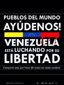 AyudaAVenezuela