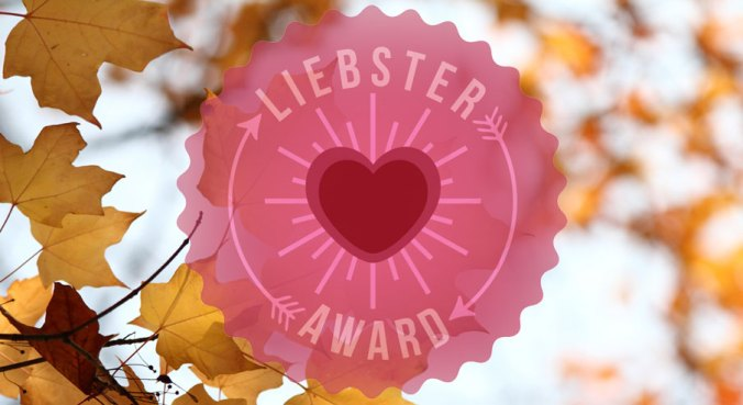 Liebster Awards 2015