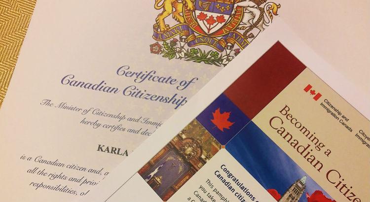 Ciudadanía canadiense: Cómo preparar la aplicación | Viviendo en Canadá